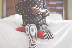 a qué edad dejar dispositivos móviles bebés