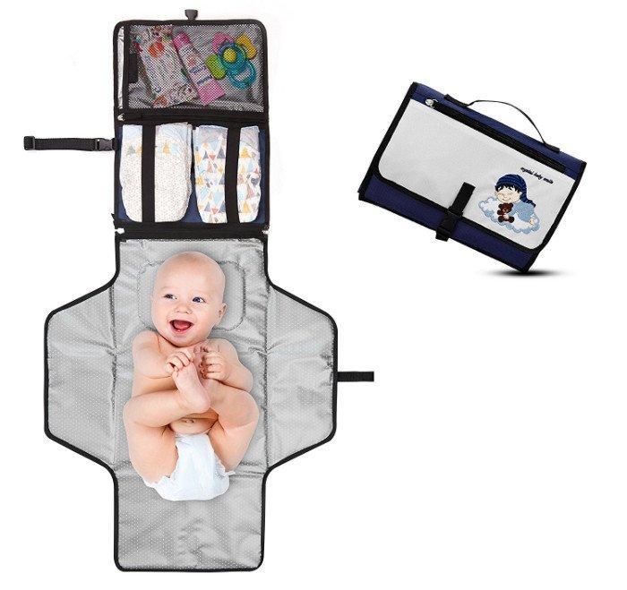 cambiador bebé viaje