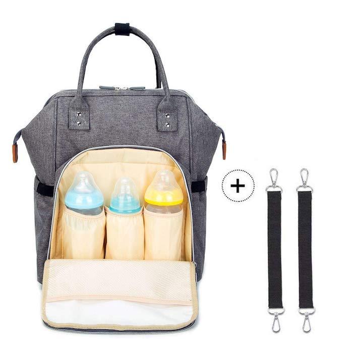 mochila llevar cosas bebé