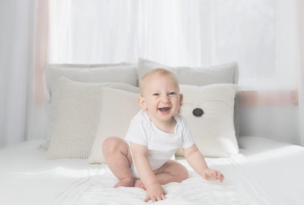 Hacer que un bebé sea sociable