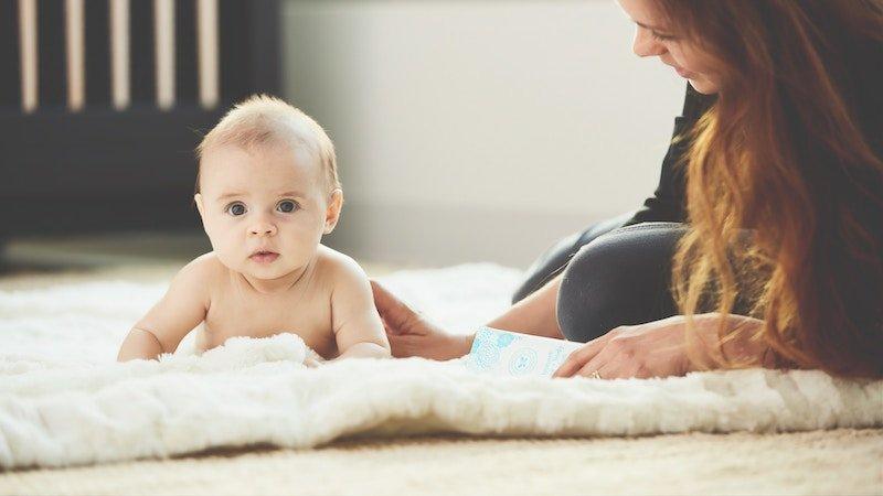 7 Consejos para saber cómo estimular a un bebé de 6 meses